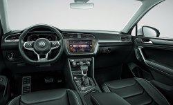 Volkswagen Tiguan (2017) Sport - Изготовление лекала (выкройка) для салона авто