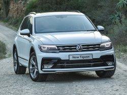 Volkswagen Tiguan (2017) Sport - Изготовление лекала (выкройка) на авто