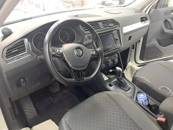 Volkswagen Tiguan (2017) - Изготовление лекала (выкройка) для салона авто