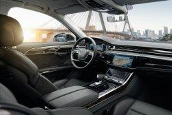 Audi A8 L 55 tfsi quattro  - Изготовление лекала (выкройка) для салона авто. Продажа лекал (выкройки) в электроном виде на салон авто. Нарезка лекал на антигравийной пленке (выкройка) на салон авто.
