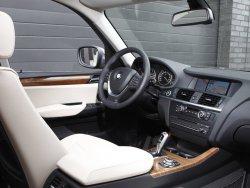 Интерьер BMW X3 xDrive20d (F25) 2010–2014 - Изготовление лекала (выкройка) для салона авто