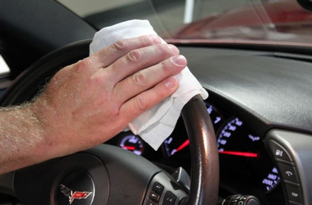 Виды средств для ухода за автомобилем