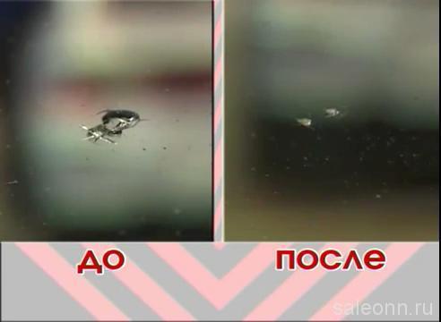 Как проводится ремонт стекол автомобилей