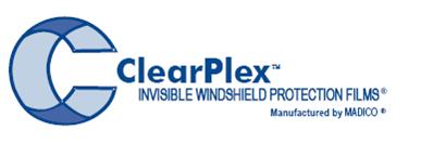 Пленка для защиты лобового стекла ClearPlex.