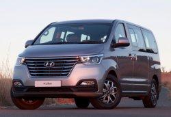 Hyundai H-1_Grand Starex 2018 - Изготовление лекала (выкройка) на авто