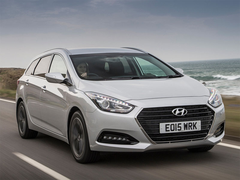 Лекало на Hyundai i40 (Хендай ай 40)_ 2015 г.в.
