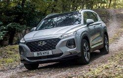 Hyundai Santa Fe 2018 - Изготовление лекала (выкройка) на авто