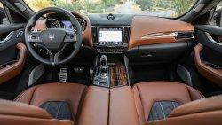 Maserati Levante (2018) - Изготовление лекала для салона и кузова авто. Продажа лекал (выкройки) в электроном виде на авто. Нарезка лекал на антигравийной пленке (выкройка) на авто.
