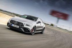 Mercedes-AMG CLA 45 (2020)  - Изготовление лекала для салона и кузова авто. Продажа лекал (выкройки) в электроном виде на авто. Нарезка лекал на антигравийной пленке (выкройка) на авто.