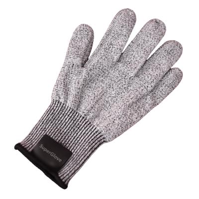Перчатки Super Glove Серые XL