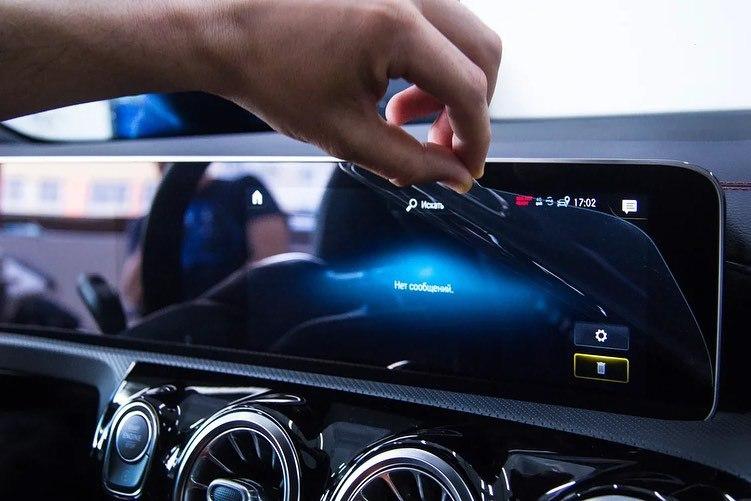 Что такое статическое стекло для защиты интерьера авто