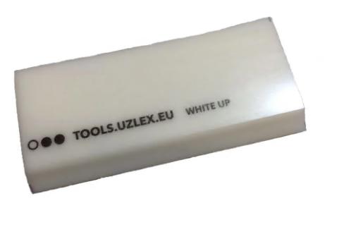 Ракель WHITE-UP (гибкий) для полиуретановых пленок