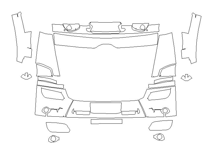 Преимущества лекал для кузова грузовой техники