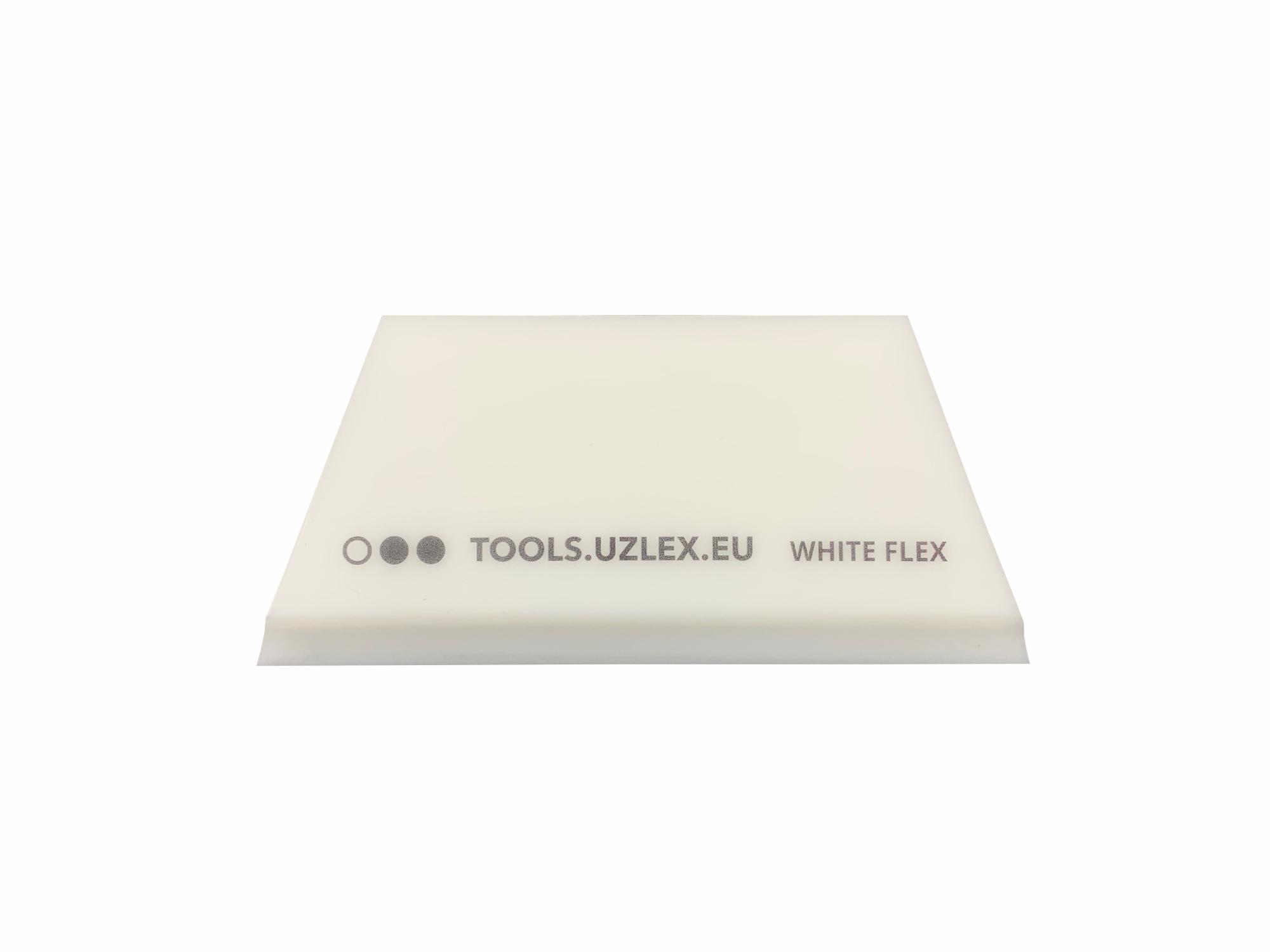 Ракель-трапеция WHITE-FLEX (гибкий) для полиуретановых пленок