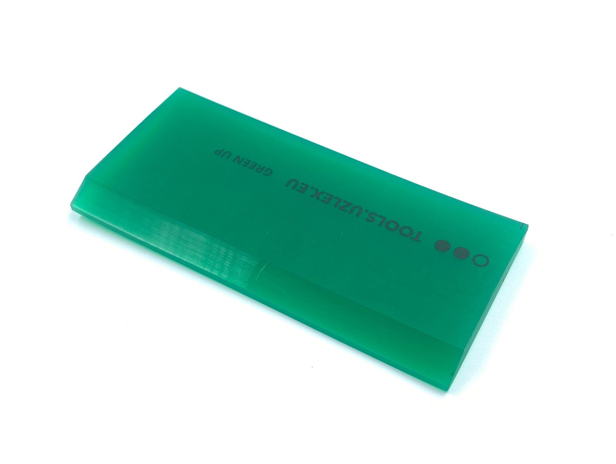 Ракель GREEN-UP (средней жесткости) для полиуретановых