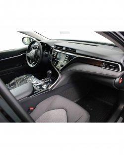 Toyota Camry(2018) салон2  - Изготовление лекала (выкройка) для салона авто. Продажа лекал (выкройки) в электроном виде на салон авто. Нарезка лекал на антигравийной пленке (выкройка) на салон авто.