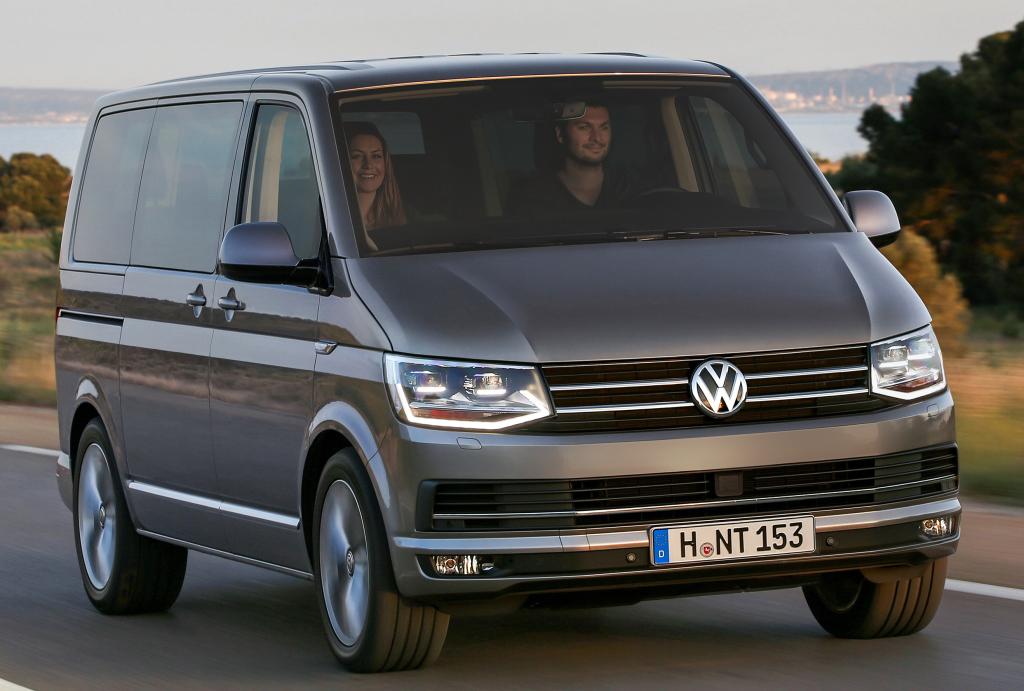 Лекало на Volkswagen Multivan T6 (Фольцваген мультивен)_2015 г.в.