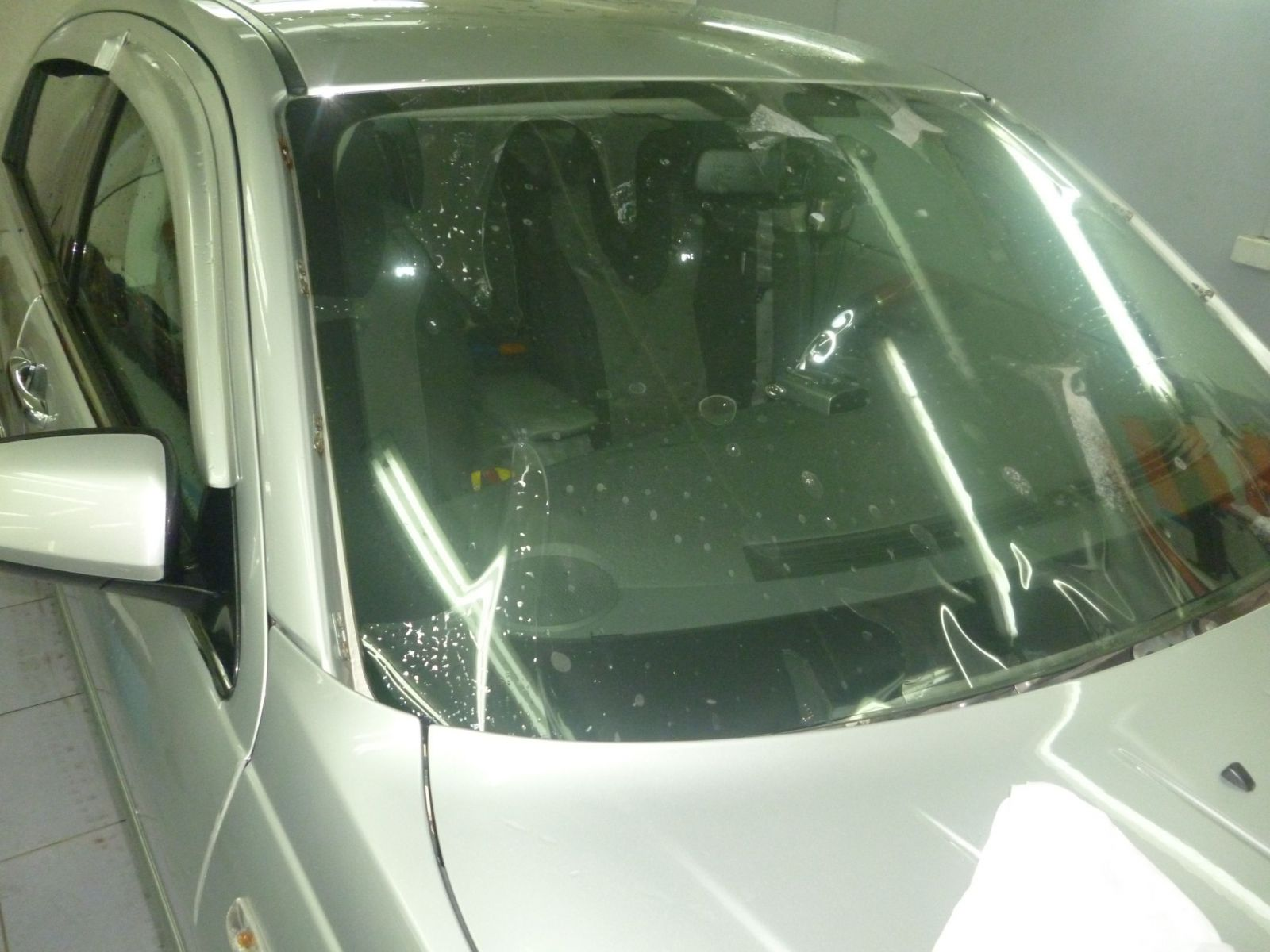 Защитная пленка на лобовое стекло автомобиля Сlearplex